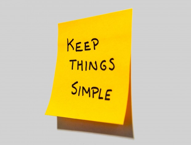 Keep Things Simple - GDS Social Media Playbook