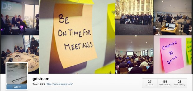 Picture of the @gdsteam Instagram profile